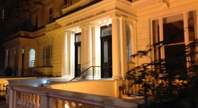 Photo of Hotel Hyde Park Boutique Hotel at 47-48 Leinster Gardens, London W2 3AT, United Kingdom