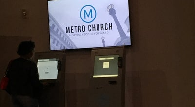 Photo of Church DC Metro Church at 1200 N Fayette St, Alexandria, VA 22314, United States