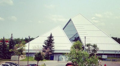 Photo of Library Calgary Public Library - Fish Creek Library at 11161 Bonaventure Dr. Se, Calgary, AB T2J 6S1, Canada