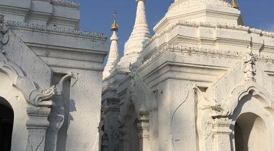 Photo of Temple Shwe Kyee Myin Pagoda at Myanmar