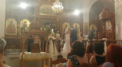 Photo of Church Ιερός Ναός Θεομήτορος at Greece