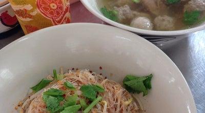 Photo of Ramen / Noodle House ก๋วยเตี๋ยวต้มยำ ต้นม่วง at Thailand