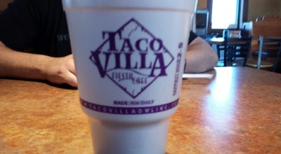 Photo of Mexican Restaurant Taco Villa at 7727 Milwaukee Ave, Lubbock, TX 79424, United States