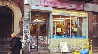Photo of Other Venue Printed Matter at 195 10th Ave, New York, NY 10011