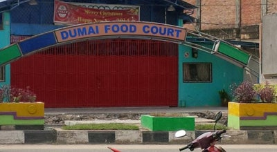 Photo of Asian Restaurant Dumai Food Court at Jl. Pulau Payung, Dumai 28812, Indonesia