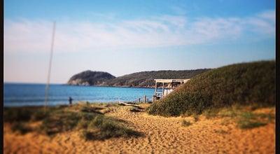 Photo of Beach Spiaggia di Baratti at Baratti (piombino), Piombino 57020, Italy