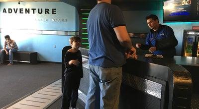Photo of Arcade LaserNation Amusement Center at 421 South Sterling Boulevard, Sterling, VA 20164, United States