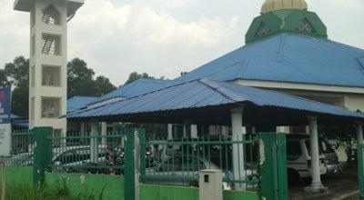Photo of Mosque Masjid Jamek Fastabiqul Khayrat at Persiaran Jubli Perak, Shah Alam, Malaysia