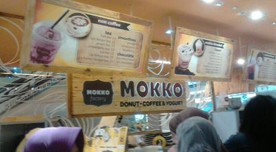 Photo of Donut Shop Mokko Factory at Kediri Town Square, Kediri 64121, Indonesia