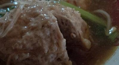 """Photo of Asian Restaurant Pondok Bakso & Mie Ayam """"IDOLA"""" at Jl. Ciledug Raya, Tangerang, Indonesia"""