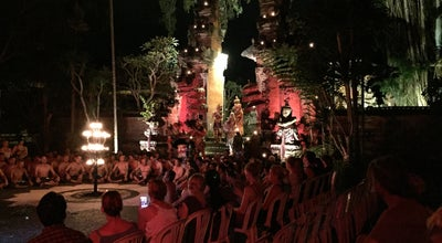 Photo of Temple Pura Dalem Ubud at Ubud, Giannyar, Indonesia