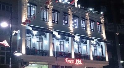 Photo of Restaurant Beyaz Köşk Cafe&Restaurant at Atatürk Cad. No:358, Rize 53100, Turkey