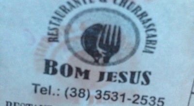 Photo of Brazilian Restaurant Restaurante e Lanchonete Bom Jesus at Diamantina 39100-033, Brazil