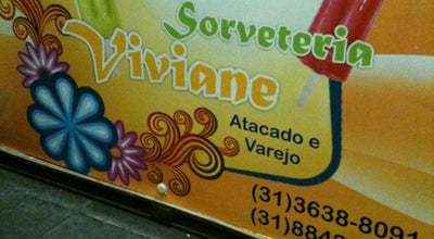 Photo of Ice Cream Shop Sorveteria Viviane at Rua Jaú, Vespasiano 33.200-000, Brazil