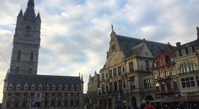 Photo of Art Gallery Lakenhalle at Botermarkt 17, Gent 9000, Belgium