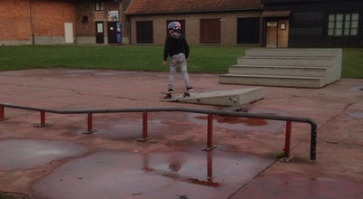 Photo of Skate Park skatepark Westveld at Belgium
