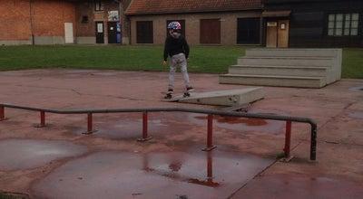 Photo of Skate Park skatepark Westveld at Belgium