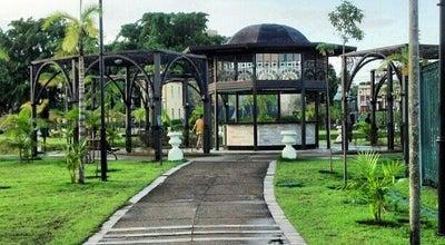 Photo of Park Parque Senador Jefferson Peres at Av. Lourenço Da Silva Braga, S/n, Centro, Manaus, Brazil
