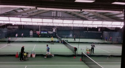 Photo of Tennis Court Mountainside Racquet Club at 1191 Route 22 East, Mountainside, NJ 07092, United States