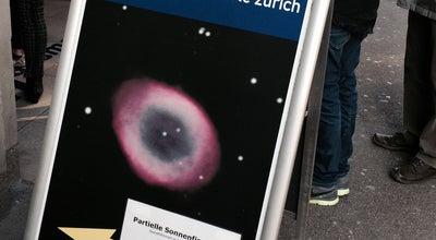 Photo of Planetarium Urania Sternwarte at Uraniastrasse 9, Zürich 8001, Switzerland