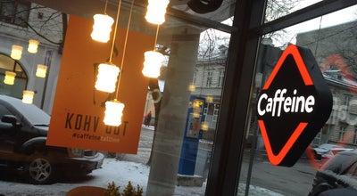 Photo of Coffee Shop Caffeine at Tatari 9, Tallinn, Estonia