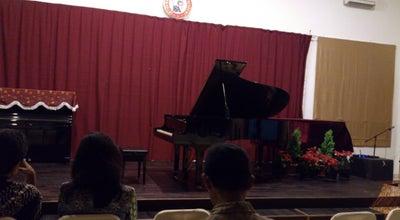 Photo of Concert Hall International Brain Academy at Jl. Rinjani No. 18, Semarang, Indonesia