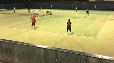 Photo of Tennis Court 前橋総合運動公園 テニスコート at 荒口町437-2, 前橋市, Japan