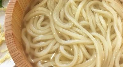 Photo of Ramen / Noodle House 丸亀製麺 前橋北店 at 荒牧町645-1, 前橋市 371-0044, Japan