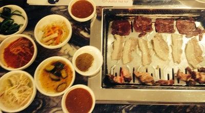 Photo of Korean Restaurant A Ri Rang at C. Bola, 12, Madrid 28013, Spain