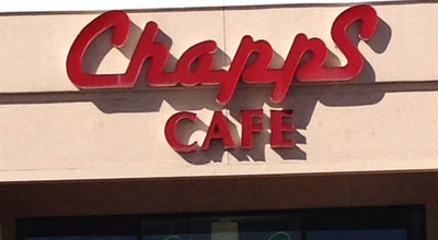 Photo of Burger Joint Chapp's Cafe at 153 Southwest Plz, Arlington, TX 76016, United States