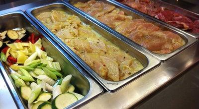 Photo of Diner Teri néni étterme (Friedmann ház) at Ifjúság  U. 22., Budaörs 2040, Hungary