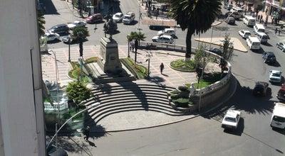 Photo of Plaza Plaza Del Estudiante at Plaza, Bolivia