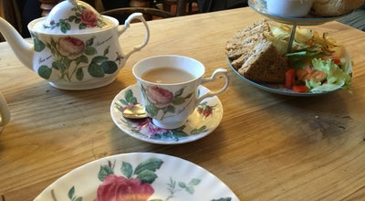Photo of Tea Room Thomas Oken Tea Rooms at 20 Castle Street, Warwick CV34 4BP, United Kingdom
