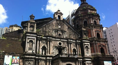 Photo of Church Minor Basilica of St. Lorenzo Ruiz of Manila (Binondo Church) at Plaza Lorenzo Ruiz, Manila, Philippines
