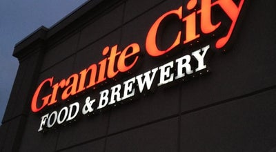 Photo of American Restaurant Granite City Food And Brewery at 3330 Pilot Knob Rd, Eagan, MN 55121, United States