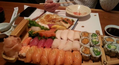 Photo of Sushi Restaurant Sakura Sushi Japanese Restaurant at 1550 Kingston Rd, Pickering, On L1V 1C3, Canada