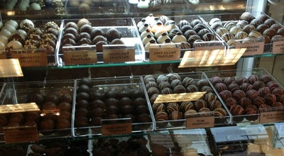 Photo of Chocolate Shop Rocky Mountain Chocolate Factory at 7712 S Union Park Ave, Midvale, UT 84047, United States