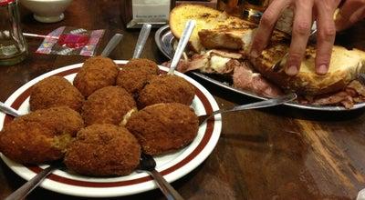 Photo of Tapas Restaurant Melo's Café Bar at C. Ave María, 44, Madrid 28012, Spain