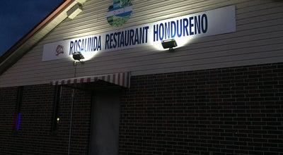 Photo of Mexican Restaurant Rosalinda Restaurant Hondureño at 900 W 35th St, North Little Rock, AR 72118, United States