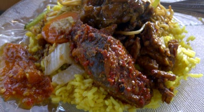 Photo of Food Truck Nasi Kuning Pantai at Jl.bj Habiebie, Parepare, Indonesia
