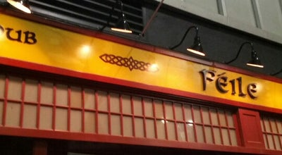 Photo of American Restaurant Feile at 131 W 33rd St, New York, NY 10001, United States
