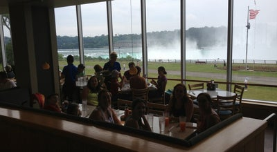 Photo of American Restaurant Top of the Falls Restaurant at Goat Island, Niagara Falls, NY 14303, Canada