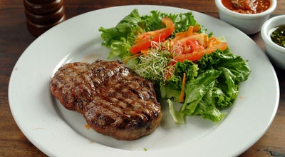 Photo of Argentinian Restaurant La Lorenza  Asador Argentino & Bar at Av Universidad 323, Zacatecas 98066, Mexico