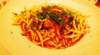Photo of Italian Restaurant Da Franco at Saalburgstrasse, Frankfurt, Germany