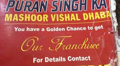 Photo of Indian Restaurant Puran Singh Da Dhaba | पूरन सिंह दा ढाबा at Ambala Cantonment, Ambala, Haryāna, India