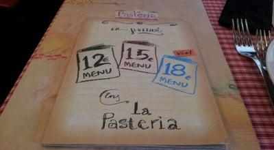 Photo of Italian Restaurant La Pasteria at Λεωφ. Θηβών 228, Άγιος Ιωάννης Ρέντης 182 33, Greece