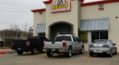 Photo of Mexican Restaurant El Pollo Regio at 103 Harris Ave, Red Oak, TX 75154, United States
