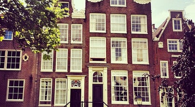 Photo of Historic Site Begijnhof at Spui, Amsterdam, Netherlands