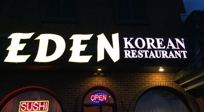 Photo of Korean Restaurant Eden Korean Restaurant at 1892 Marlton Pike E, Cherry Hill, NJ 08003, United States