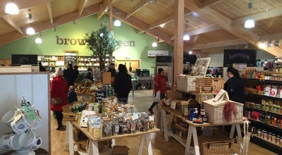 Photo of Gourmet Shop Brown And Green at Trentham Gardens, Stoke-on-Trent ST4 8JG, United Kingdom